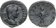 Æ Sestertius 240 - 243 AD Imperial GORDIANUS III, Rome/MARS vz-  220,00 EUR  +  12,00 EUR shipping