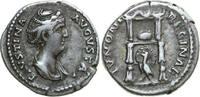 AR Denarius 138 - 140 n. Chr. Imperial FAUSTINA I, Rome/PEACOCK   250,00 EUR  +  12,00 EUR shipping