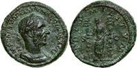 Æ As 217 - 218 AD Imperial MACRINUS, Rome/FIDES vz-  980,00 EUR free shipping