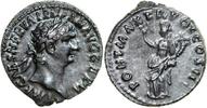 AR Denarius 98 AD Imperial TRAJANUS, Rome/PAX unz  360,00 EUR free shipping
