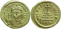 AV SOLIDUS 578 - 582 AD Byzantine TIBERIUS II CONSTANTINUS, Constantino... 580,00 EUR free shipping