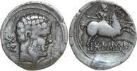 AR Denarius 150 - 100 BC v. Chr. Spain, Gaul and Britain SPAIN - BOLSKA... 120,00 EUR  +  12,00 EUR shipping