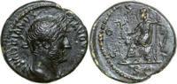 125 - 128 AD Imperial HADRIANUS, Æ-Aquadrans, Rome/ROMA   190,00 EUR  +  12,00 EUR shipping