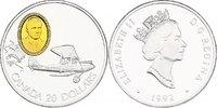 20 Dollar 1992 Kanada Serie 'Luftfahrt' - M. A. Seymour pp. in Original... 27,00 EUR incl. VAT., +  9,90 EUR shipping