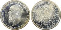 Kaiserreich, Schaumburg-Lippe 3 RM Fürst Georg (Auf den Tod des Fürsten)