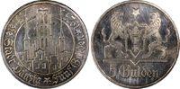 Danzig 5 Gulden Weimar Danzig