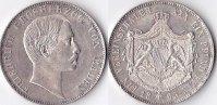 Taler, 1865, Deutschland, Großherzogtum Baden,Friedrich I.,als Prinzreg... 420,00 EUR  Excl. 5,00 EUR Verzending