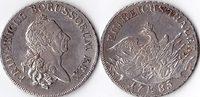 Reichsthaler, 1785, Deutschland, Königreich Preußen,Friedrich II.,Münzs... 550,00 EUR  Excl. 10,00 EUR Verzending