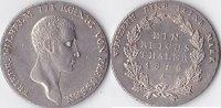 Taler, 1816, Deutschland, Königreich Preussen,Friedrich Wilhelm III.,17... 430,00 EUR  excl. 5,00 EUR verzending