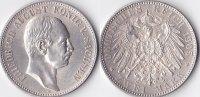 2 Mark, 1905, Deutschland, Kaiserreich,Königreich Sachsen,Friedrich Aug... 115,00 EUR  Excl. 5,00 EUR Verzending