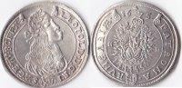 15 Kreuzer, 1675,Kremnitz, Römisch Deutsches Reich, Leopold I.,1657-170... 170,00 EUR  Excl. 5,00 EUR Verzending