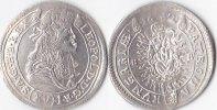 15 Kreuzer, 1682,Kremnitz, Römisch Deutsches Reich, Leopold I.,1657-170... 220,00 EUR  Excl. 5,00 EUR Verzending