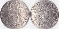 15 Kreuzer, 1680,Kremnitz, Römisch Deutsches Reich, Leopold I.,1657-170... 150,00 EUR  Excl. 5,00 EUR Verzending