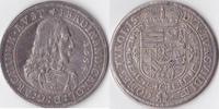 Reichstaler, 1654, Römisch Deutsches Reich, Haus Habsburg,Erzherzog Fer... 470,00 EUR  +  5,00 EUR shipping