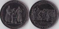 Eisenmedaille,selten, 1830 Deutschland, Königreich Sachsen,3.Jahrhunder... 160,00 EUR  Excl. 5,00 EUR Verzending