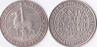 24 Mariengroschen, 1716, Deutschland, Stolberg-Stolberg,Christoph Fried... 510,00 EUR  Excl. 10,00 EUR Verzending