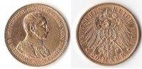 Zwanzig Mark, 1914, Deutschland, Kaiserreich,Königreich Preussen, fvz.,  365,00 EUR  Excl. 5,00 EUR Verzending