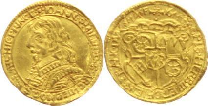 dukat gold 1655 mainz erzbistum johann philipp von sch nborn 1647 1673 etwas gewellt vf ef. Black Bedroom Furniture Sets. Home Design Ideas