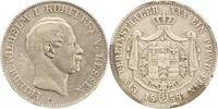 Hessen-Kassel Vereinstaler 1858 Kl.Kratzer, sehr schön Friedrich Wilhelm... 70,00 EUR  plus 5,00 EUR verzending