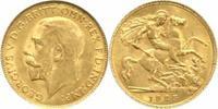1/2 Sovereign Gold 1925  SA Südafrika George V. 1910-1936. Sehr schön-v... 160,00 EUR  +  5,00 EUR shipping