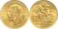 Sovereign Gold 1930  SA Südafrika George V. 1910-1936. Vorzüglich  320,00 EUR  +  5,00 EUR shipping