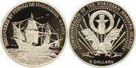 5 Dollars 2004 Marianen-Inseln Bund der Nördlichen Marianen seit 1978. ... 30,00 EUR  +  5,00 EUR shipping