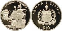 10 Tala 2003 Samoa i Sisifo unabhängig seit 1997. in Kapsel, Polierte P... 34,00 EUR  +  5,00 EUR shipping
