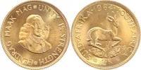 2 Rand Gold 1964 Südafrika Republik 1960. Stempelglanz  330,00 EUR  +  5,00 EUR shipping