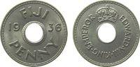 1 Penny 1936 Fidschi Inseln KN Edward VIII, kleine Flecken unz  12,50 EUR  +  8,00 EUR shipping
