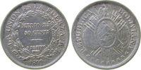 50 Centavos 1899 Bolivien Ag M.M. ss  17,00 EUR  +  8,00 EUR shipping