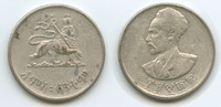 50 Cents EE1936 =1943-44 Äthiopien M#3185 Hamsa Santeem Silber Ethiopia... 10,00 EUR  +  4,50 EUR shipping