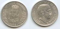 Italienisch Somalia 1 Rupia M#3014 Victor Emmanuel III. Kolonie Italien