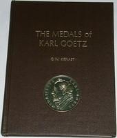 THE MEDALS of  KARL GOETZ 1967 Mittelalter...
