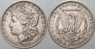 1 Dollar 1885 O Vereinigte Staaten von Amerika  Sehr schön  25,00 EUR  +  6,50 EUR shipping