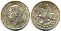 Grossbritannien Crown 1935 vz-st Georg V. (1910-1936) 49,00 EUR incl. VAT., +  2,50 EUR shipping