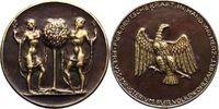Bronzegussmedaille  Weimarer Republik  Teilweise vergoldet. Vorzüglich  150,00 EUR  excl. 7,00 EUR verzending