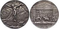 Silbermedaille 1930 Münchener Medailleure ...