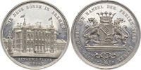 Zinnmedaille 1864 Bremen-Stadt  Winz. Kratzer, Stempelglanz  35,00 EUR  plus 7,00 EUR verzending