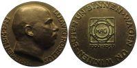 Bronzegussmedaille 1956 Bremen-Stadt  Etui. Vorzüglich  100,00 EUR