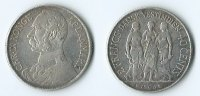 Dänemark 2 francs/ 40 cents 1905 SS Danish Virgin Islands 292,00 EUR free shipping