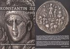 ANCIENT COINS -  KONSTANTIN 2012