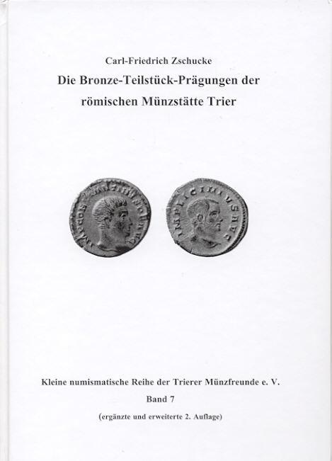 livres sur le monnayage de Trêves Trier_teilstuecke_