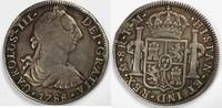 Mexico 8 escudo 1788 VF- 8 escudo 1788 Mexico. Rare Chinese chop mark.(RR) 125,00 EUR  +  8,50 EUR shipping