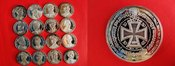 Medaillen Sammlung, 16 St.  Deutschland / ...