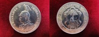 Rupie 1891 Deutsch Ostafrika Deutsche Kolo...