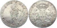 Italien-Genua 8 Lire Revolutionsperiode 1792-1797.