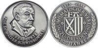 Silbermedaille 1998 Sachsen-Dresden, Stadt  mattiert, prägefrisch  35,00 EUR  +  4,50 EUR shipping