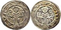 Halberstadt, Bistum Brakteat Ulrich von Reinstein. Erste Regierung 1149-1160.