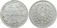 1 Mark 1880  J Kleinmünzen  schön  25,00 EUR  +  4,50 EUR shipping