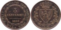 Cu 3 Centesimi 1826  L Italien-Sardinien Carlo Felice 1821-1831. kl. Ra... 15,00 EUR  +  1,50 EUR shipping